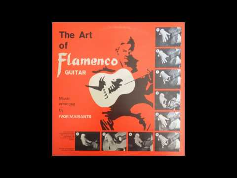 The Art of  Flamenco Guitar - Ivor Mairants (Side 2: Solos)