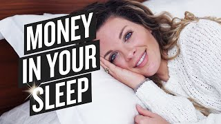 MANIFEST MONEY WHILE YOU SLEEP (HOW TO USE LAW OF ATTRACTION)