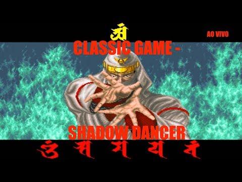 Classic games - Shadow Dancer #Arcade