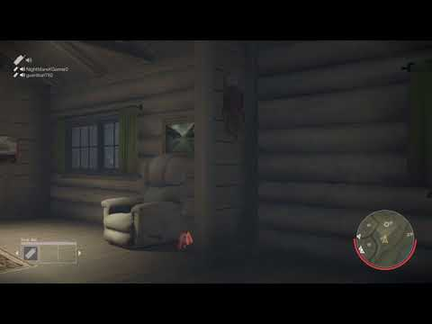 Friday the 13th: The Game Invisibility Glitch