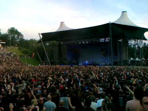 Chop Suey! - System of a Down - 15.06.2011 Live in Wuhlheide Berlin