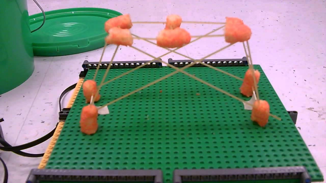 Shake table – LEGO Engineering