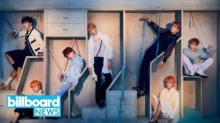 Ed Sheeran, James Corden & More Celebs Love BTS' 'Answer' Album As Much As We Do | Billboard News