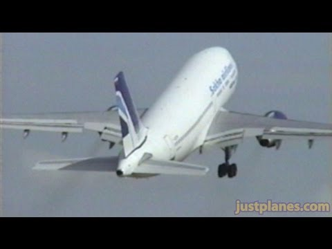 A310 Test-Training Flying!