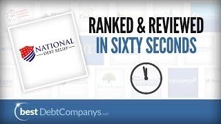 National Debt Relief 60 Second Review