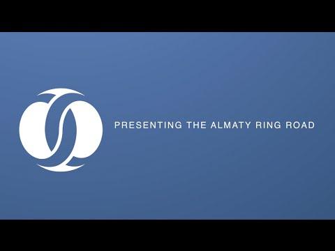 EBRD - Presenting the Almaty Ring Road