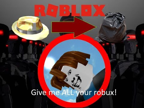 ROBLOX BOTS (Trade Bots, Free Robux, and Scams!)