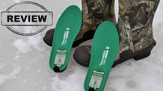 ThermaCell Heated Insoles - REVIEW