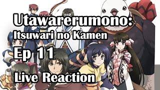 Utawarerumono - Itsuwari no Kamen Ep11 Live Reaction Part1