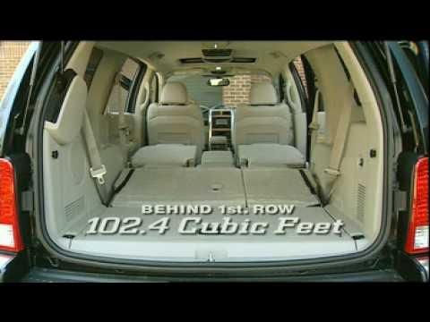 Motorweek Video of the 2007 Chrysler Aspen