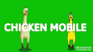 新CM「CHICKENモバイルダンス 」/ LINEモバイル チキンパロディー