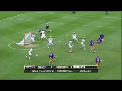 Lacrosse Film Room: Lyle Thompson vs. Notre Dame's Matt Landis