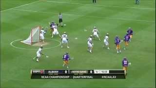 Lacrosse Film Room: Lyle Thompson vs. Notre Dame