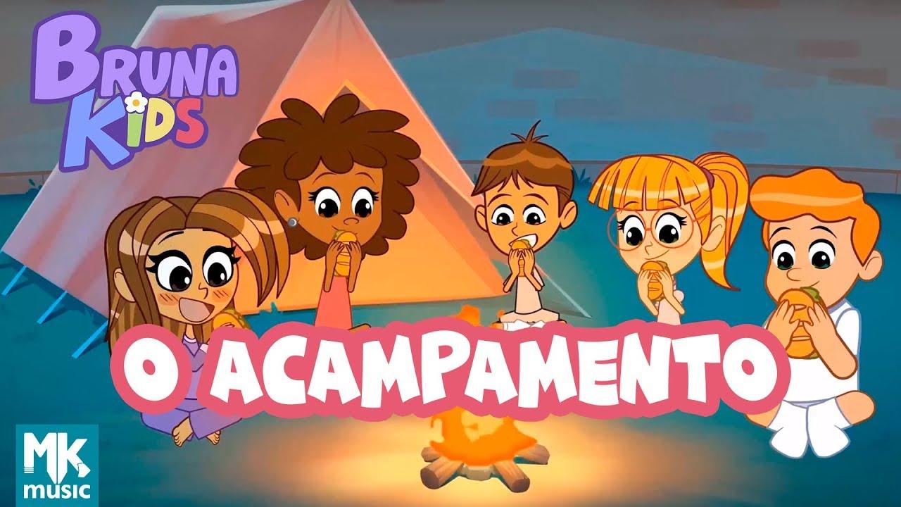 Bruna Kids - ? O Acampamento | Episódio 2 | Bruna Karla
