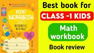 class 1 maths book review math workbook