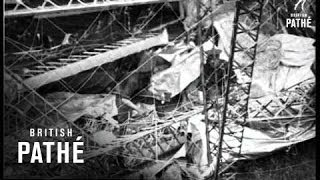 The Wrecked Shenandoah (1925)
