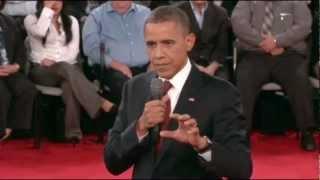 President Obama on Women