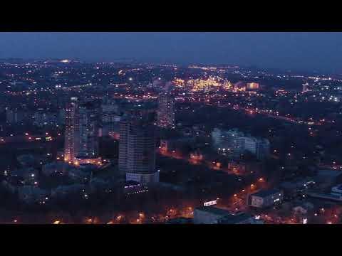 Хабаровск. Центр города.