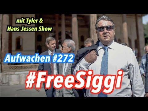 Aufwachen #272: Der beste Außenminister EVER (mit Tyler & Hans Jessen Show)