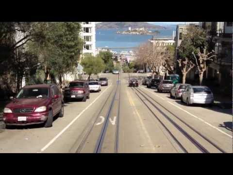 Cable Car Experience - Hyde Street Turnaround to California & Powell