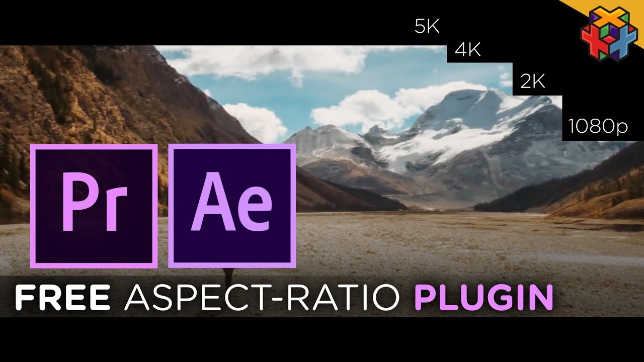 Free Aspect-Ratio Plugin (Premiere & After Effects) - Video