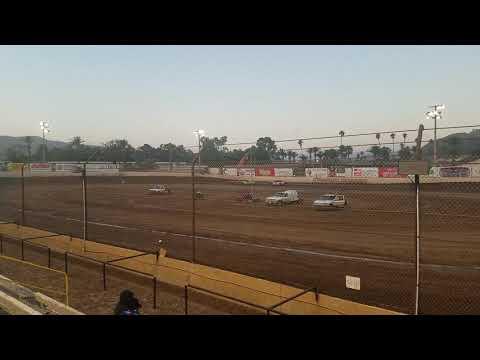 Tom Stephens and Tom Stephens Jr. Ventura Raceway 10-6-2018