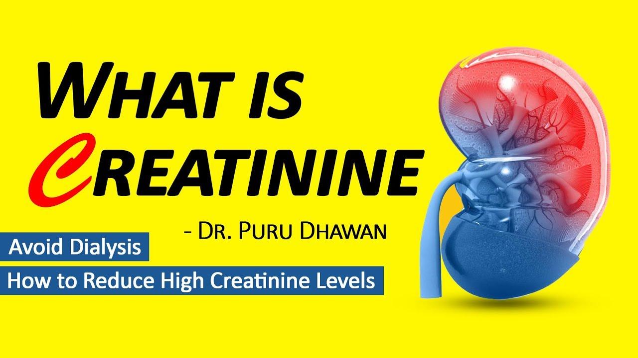 what creatinine level requires dialysis