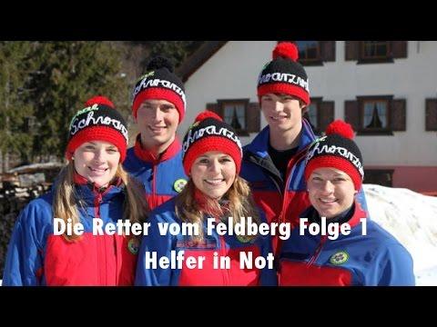 Die Retter vom Feldberg Folge 1 - Helfer in Not | SWR Doku 2017