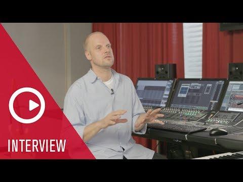Simon Stockhausen Talks About Granular Guitars Part II   Interview