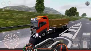 Truck Simulator : Europe 2 New Update New Trailer Android Gameplay by WandA