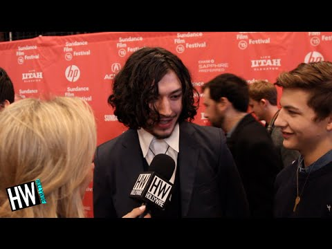 Ezra Miller Talks 'Flash' Role & New Movie With CoStar Tye Sheridan! SUNDANCE 2015
