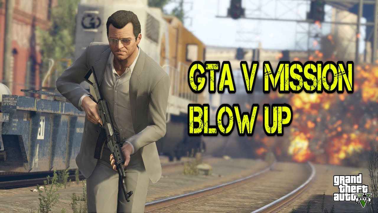 it s time to blow up stuff gta 5 online blow up solo hard
