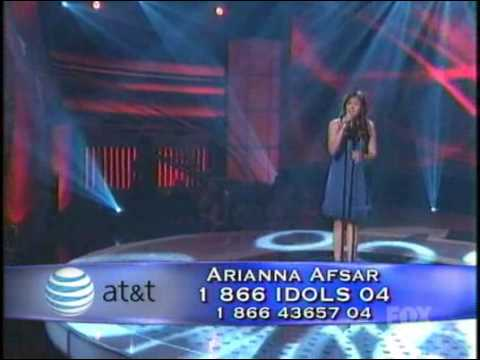 Arianna Afsar The Winner Takes It All