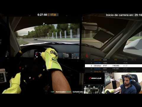 iRacing - Entrenamiento + Carrera (BMW Z4 GT3 @ Imola)