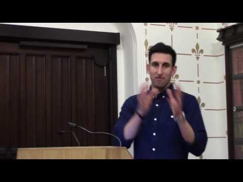 The Founders Pledge - David Goldberg in Cambridge 2015