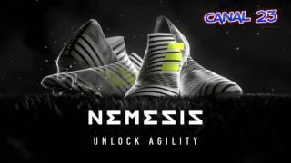 Nemeziz 17+ 360agility a nova chuteira da adidas