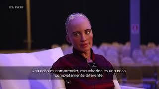 Una entrevista con la Robot Sophia