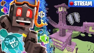 Video Minecraft The Deep End SMP Stream 6: Elytra Quest! download MP3, 3GP, MP4, WEBM, AVI, FLV September 2018