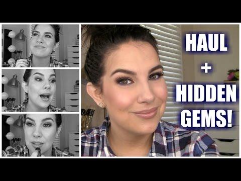 DRUGSTORE HAUL + Some Hidden Gems! thumbnail