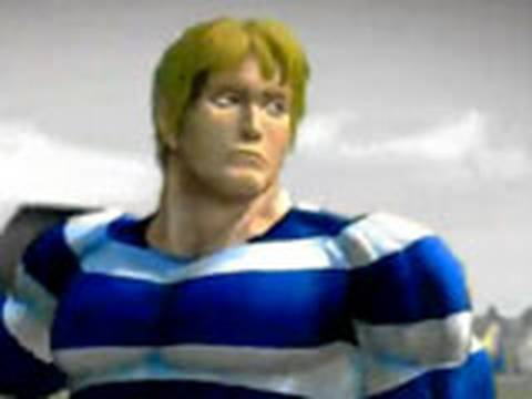 Super Street Fighter IV - New Contender Trailer