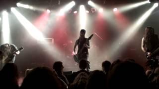"FORGOTTEN TOMB ""Todestrieb"" Live @ CCO (Lyon - France) --- Vormela Festival 2013"