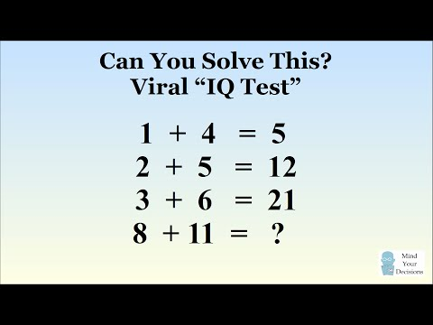 "Thumbnail: ""Only 1 In 1000 Can Solve"" The Viral 1 + 4 = 5 Puzzle. The Correct Answer Explained"