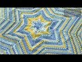 Crochet Hugs & Kisses Starshine Blanket