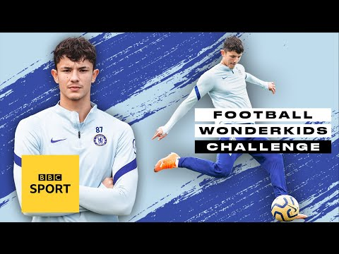 Chelsea goal machine Jude Soonsup-Bell puts free kick top bins! | Football Wonderkids