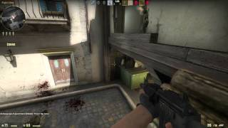 Counter Strike: Global Offensive Beta - Hostage Rescue on Italy (Gameplay / Commentary)