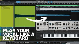 Turn Your Voice Into a Keyboard in #StudioOne