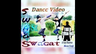 Swag Se Swagat Dance Choreography | Tiger Zinda Hai | R Raj Sharma