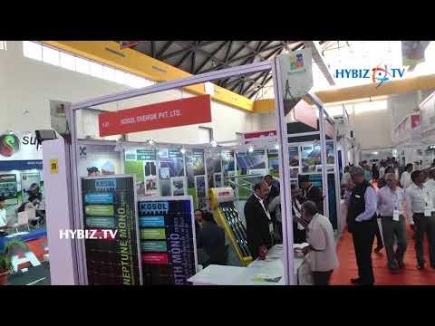 Kosol Energie Pvt. Ltd from Ahmedabad   RenewX 2018 Hyderabad