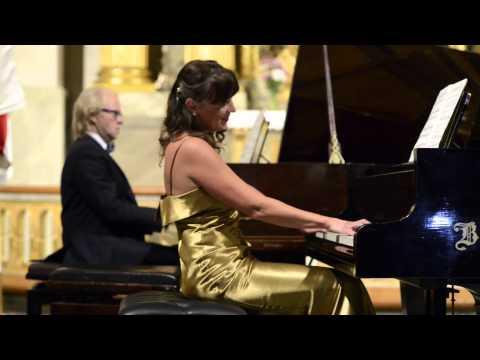 Rachmaninov Polka   Ivetta Irkha & Roland Pöntinen