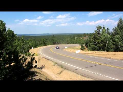 Pikes Peak 2012: Fumio Nutahara Toyota EV Drive-By